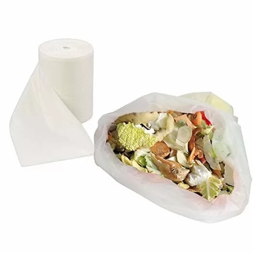 Biobased Biodegradable Food Packaging Bags