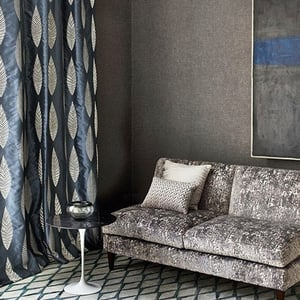 Smooth Finish Polyester Curtain