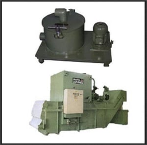 Fully Automatic Industrial Vacuum Filters