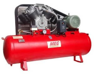 Single Phase Air Compressor Cylinders