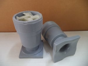 Cooling Tower Deck Spray Nozzle