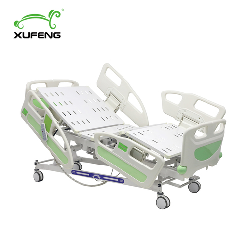 Five Function Electric Hospital ICU Bed