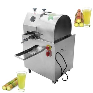 Stainless Steel Electric Sugarcane Juice Extractor