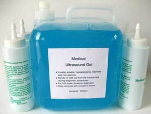 Accurate Composition Medical Ultrasound Gel