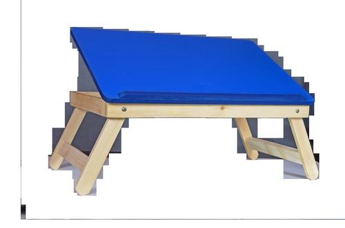 Blue Laptop Table