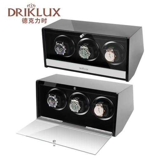 DRIKLUX New Style Luxury Triple Watch Winder