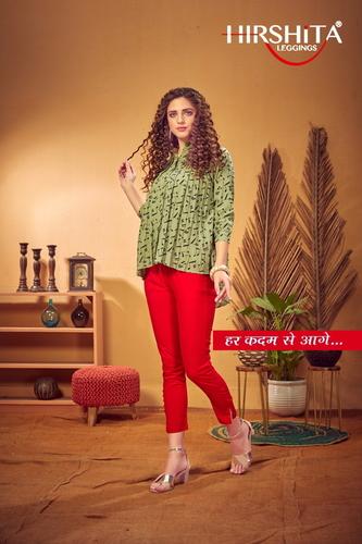 Hirshita Straight Pant with Mobile Pocket