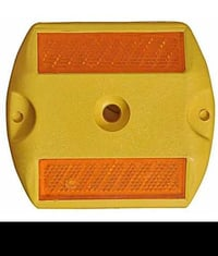 Road Reflectors for Roadway Safety