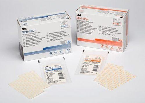3M Steri-Strip Reinforced Adhesive Skin Closures R1547
