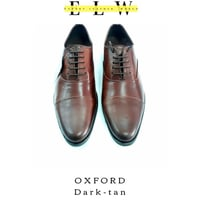 Comfortable Leather Shoes Oxford