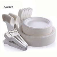 100% Biodegradable Disposable Cutlery