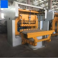 Color Coated Electric Foundry Machinery