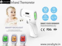 Digital Handheld Infrared Thermometer