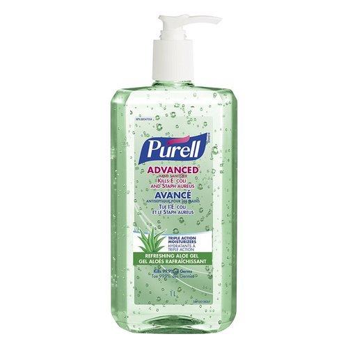 Instant Hand Sanitizer with Refreshing Aloe Vera Gel