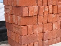 Kasi Red Bricks For Residential Construction