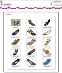 Ladies Casual Wear Footwear