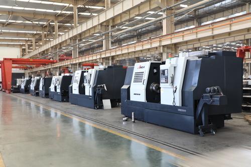 Swiss Type CNC Lathe Machine