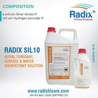 Radix SIL 10 Disinfection Chemical