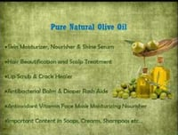 Pure Natural Olive Oil