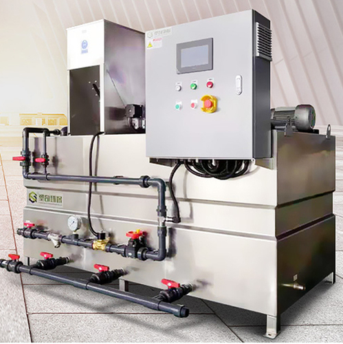 Automatic Flocculant Dosing System