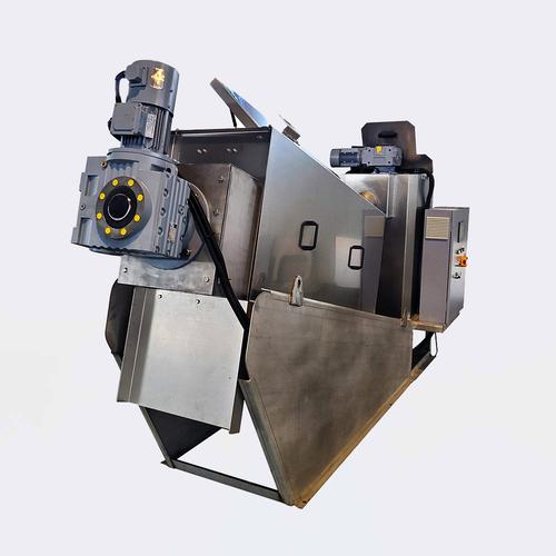 Sludge Dewatering Mono Volute Screw Press