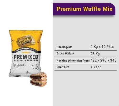 Classic Crispy Premium Waffle Mix