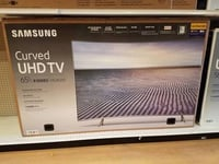 Samsung UN65MU8500 Curved 65 Inch 4K Ultra HD Smart LED TV