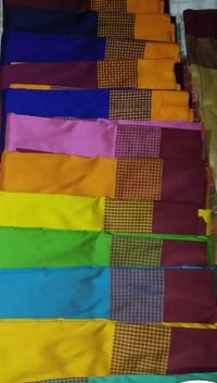 Skin Friendly Polyester Saree