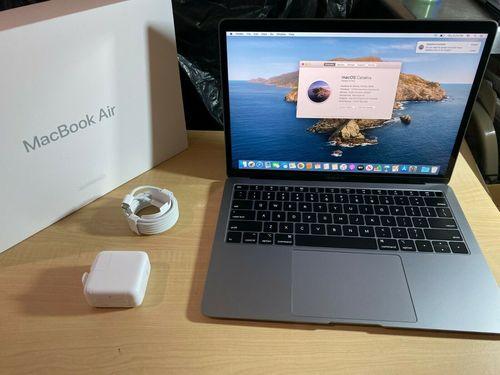 Gray Apple Macbook Air 512 GB
