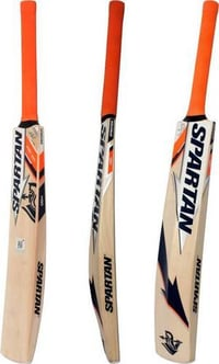 Spartan English Kashmir Willow Long Handle Cricket Bats