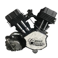 Gass Power Motorcycle Engine