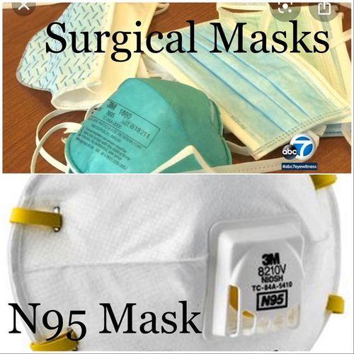 N95 Surgical Healthcare Respirator Mask 1860