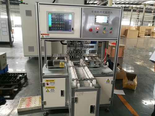 Eddy Current Testing Machine For Auto Parts