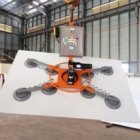 Electrical Stone Slab Vacuum Lifter