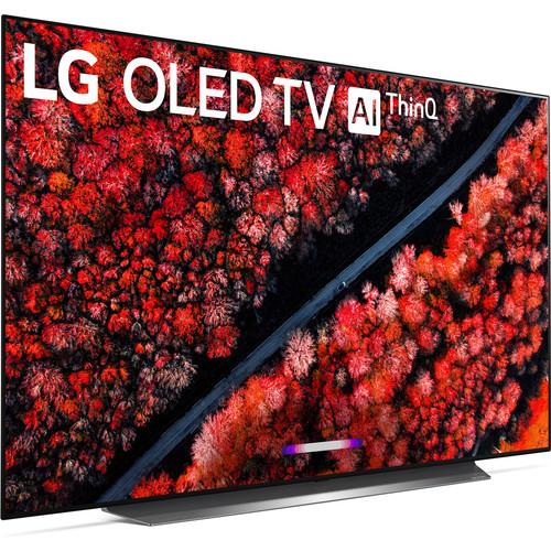 LG C9PUA 65 Class HDR 4K UHD Smart OLED TV