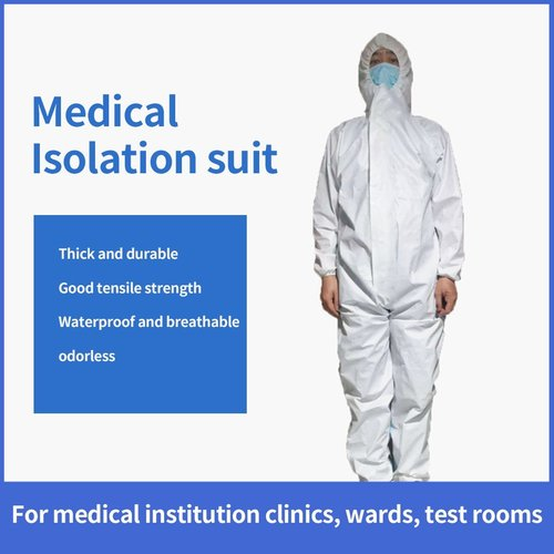 Disposable Medical Isolation Protection Gown for Coronavirus