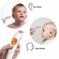 Forehead Ear Digital Infrared Thermometer