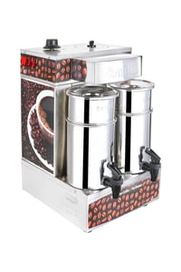 Fresh Filter Coffee and Tea Brewer
