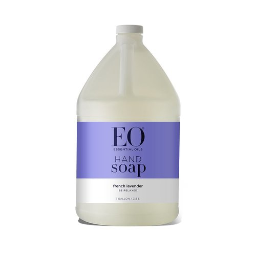 EO Hand Soap French Lavender 128 Ounce Refill