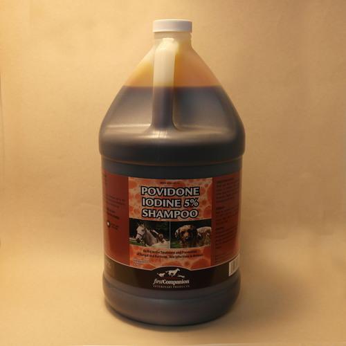 Povidone Iodine 5% Shampoo