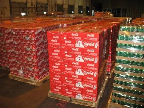 Soft Drink (Coca Cola)