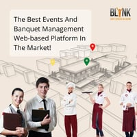 Events and Banquets Management Web Application Services