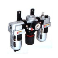 Filter, Regulator And Lubricator