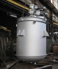 Heavy Duty Saponification Reactor