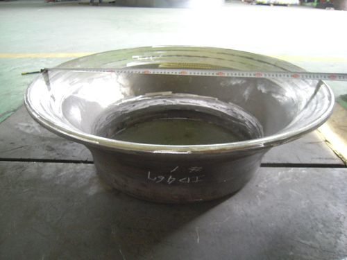 Round Bell Mouth For Ventilation Equipment