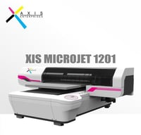 UV Flatbed Table Top Printing Machine