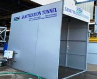 Sanitization Disinfection Tunnel