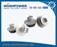 Chemical Resistance HDPE Insulator