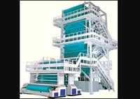 Automatic Blown Film Extrusion Line