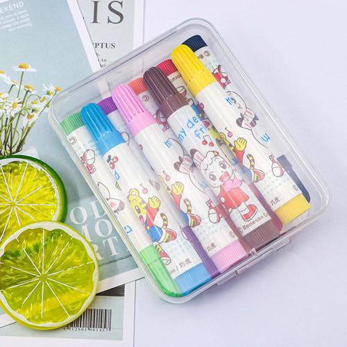 Crayon PP Marker Pen Case